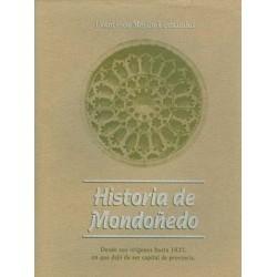 HISTORIA DE MONDOÑEDO.