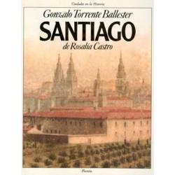 SANTIAGO DE ROSALÍA DE CASTRO.