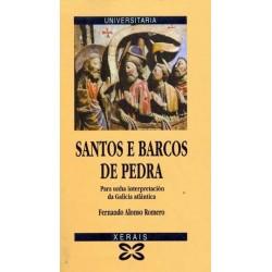 SANTOS E BARCOS DE PEDRA