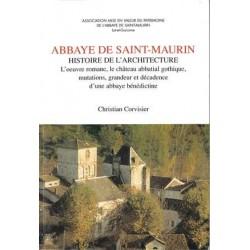ABBAYE DE SAINT- MAURIN.
