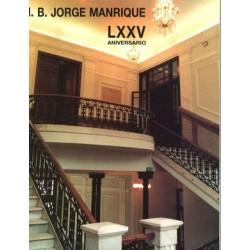 I.B. JORGE MANRIQUE.