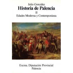 HISTORIA DE PALENCIA II.