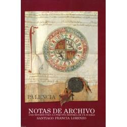 NOTAS DE ARCHIVO.