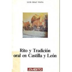 RITO Y TRADICIÓN ORAL EN...