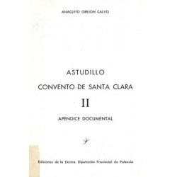 ASTUDILLO. CONVENTO DE...