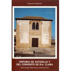 HISTORIA DE ASTUDILLO Y DEL...