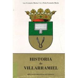 HISTORIA DE VILLARRAMIEL