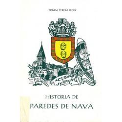 HISTORIA DE PAREDES DE NAVA.