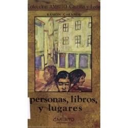 PERSONAS, LIBROS, Y LUGARES
