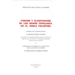 FUNCIÓN Y CLASIFICACIÓN DE...