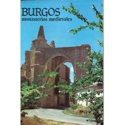 BURGOS. MONASTERIOS...