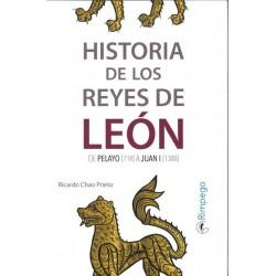 HISTORIA DE LOS REYES DE LEÓN.