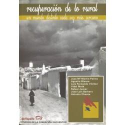 RECUPERACIÓN DE LO RURAL.