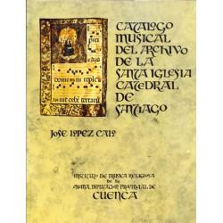 CATÁLOGO MUSICAL DEL...