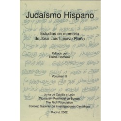 JUDAÍSMO HISPANO.