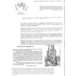 DE ANDORRA (TERUEL) A SANTIAGO